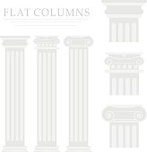 Ancient Roman Column