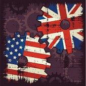UK and USA cogs