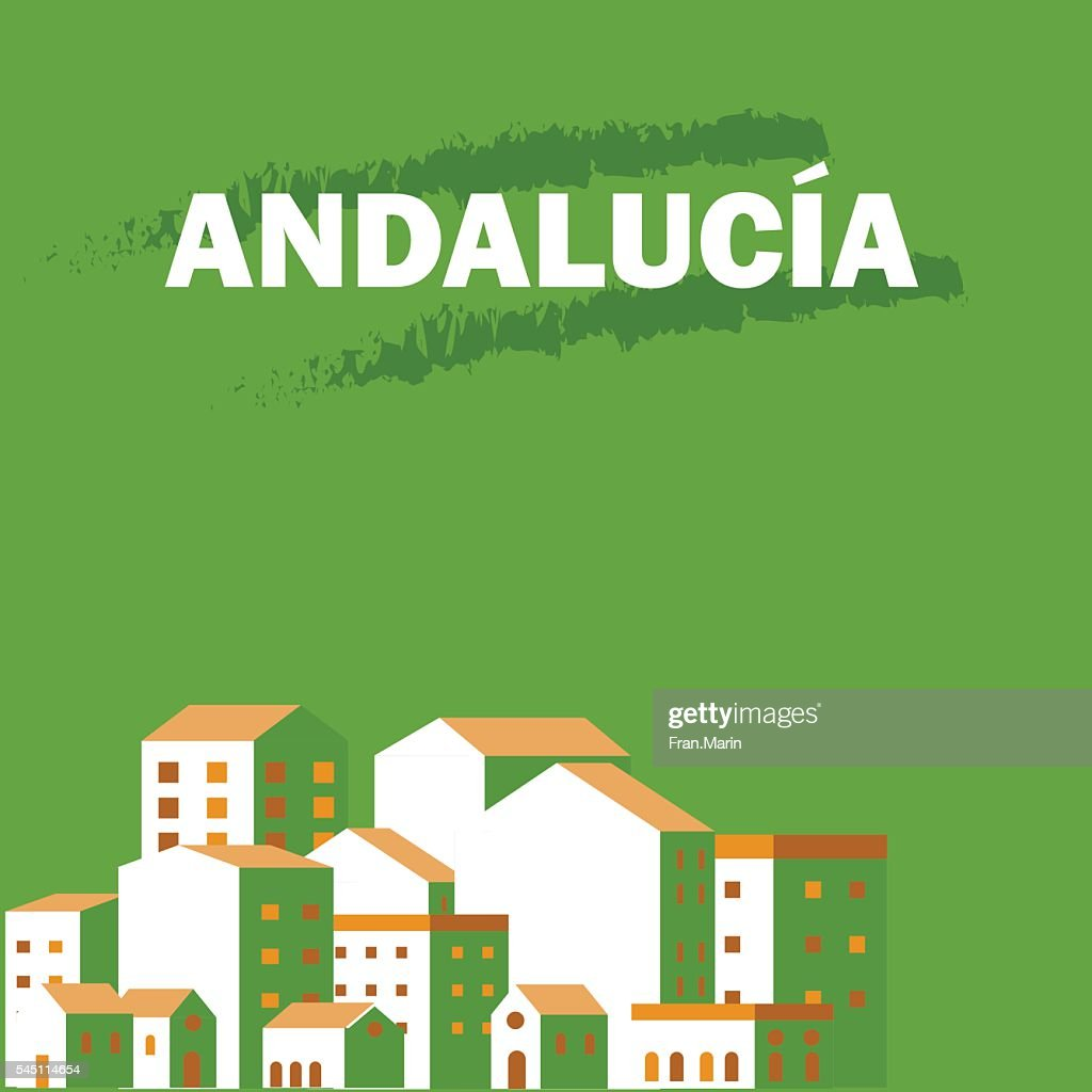 Andalucia's day. Poster
