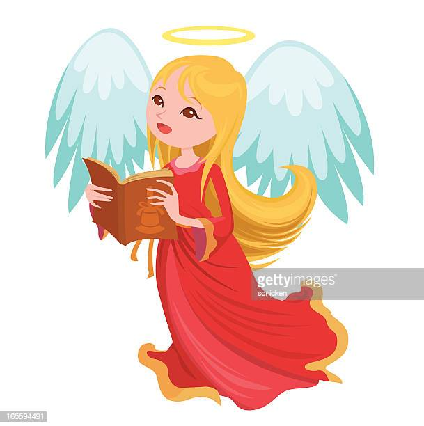60 Top Teen Angels Stock Illustrations, Clip art, Cartoons