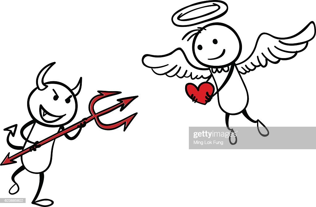 Angel VS Devil