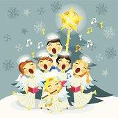 Angels Christmas Choir