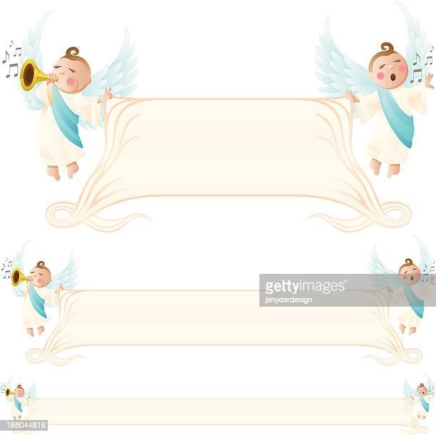 Angels con Banner