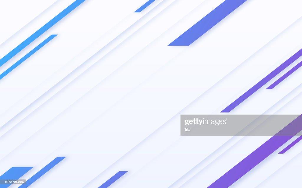 Em ângulo abstrato gradiente : Ilustração
