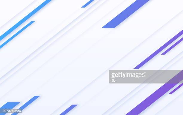 Angled Abstract Gradient Background