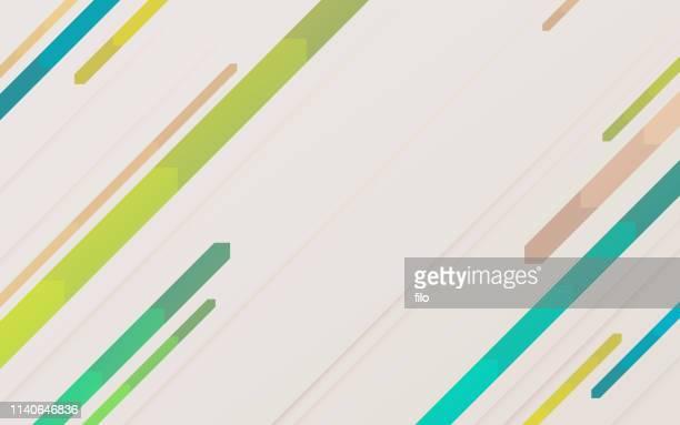 斜めの抽象グラデーションの背景 - 上がる点のイラスト素材/クリップアート素材/マンガ素材/アイコン素材