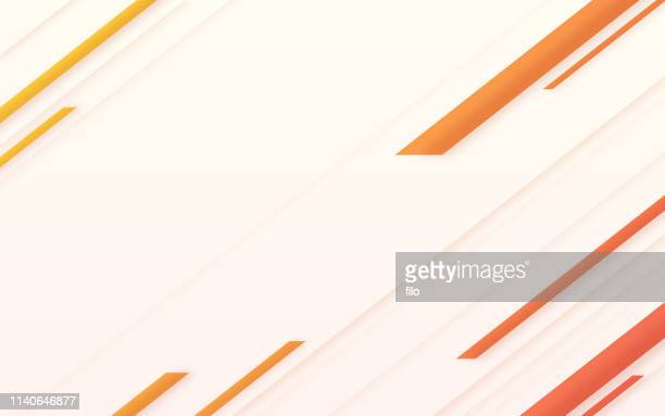 angled abstract gradient background - tilt stock illustrations