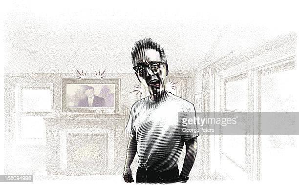Angry At TV