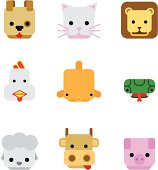 animal farm 02| icon set one