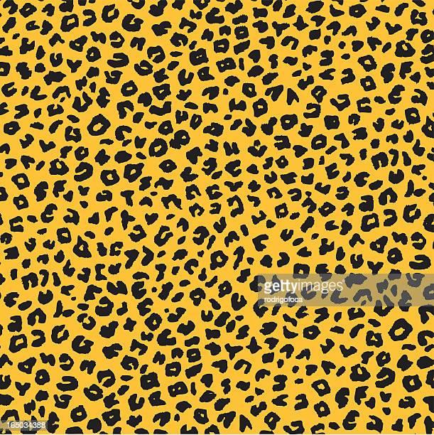 ilustraciones, imágenes clip art, dibujos animados e iconos de stock de piel de animal 01 - jaguar