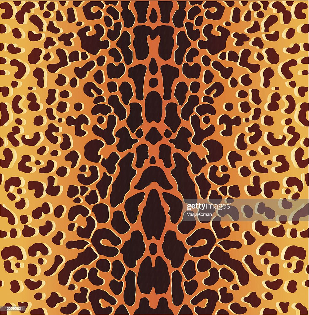 Animal Skin Spots Pattern