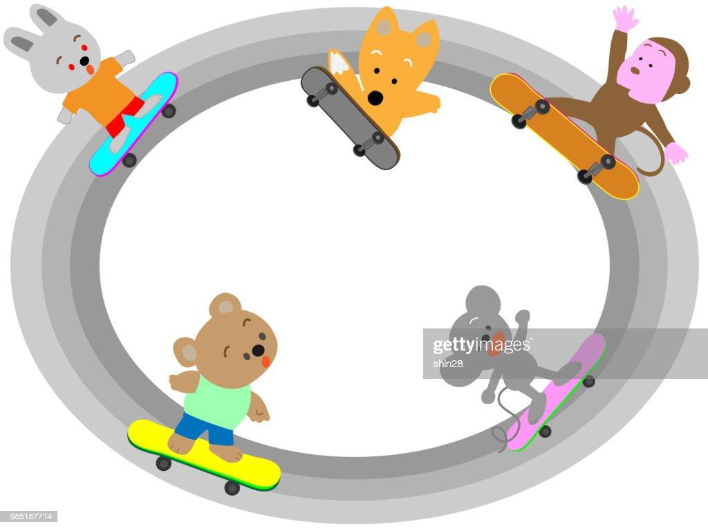 animals sports