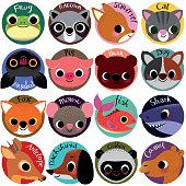 Animals Symbol Collection.