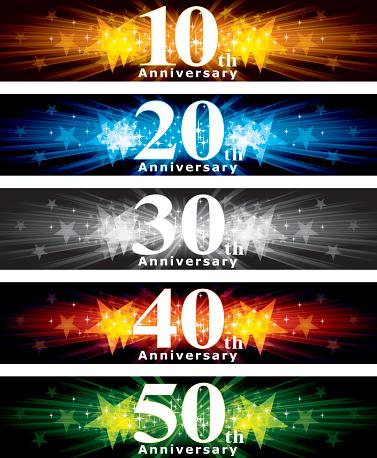 Anniversary Banner - gettyimageskorea
