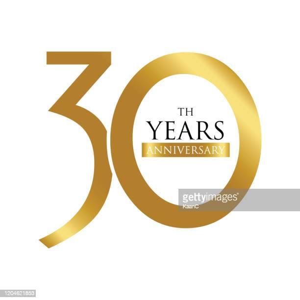 記念日ロゴテンプレート分離、記念日アイコンラベル、記念日のシンボルのストックイラスト - 70周年点のイラスト素材/クリップアート素材/マンガ素材/アイコン素材