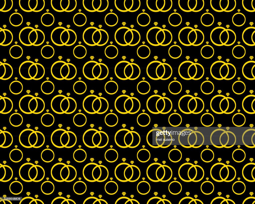 anniversary pattern background shaped diamond ring