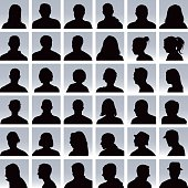 Anonymous people profiles