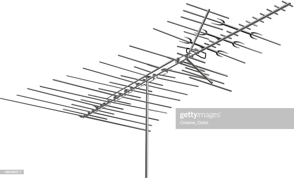 H D T V Antenna