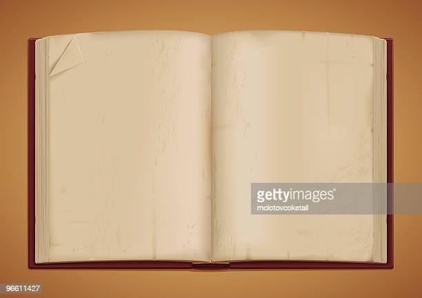 antikes buch - buch stock-grafiken, -clipart, -cartoons und -symbole