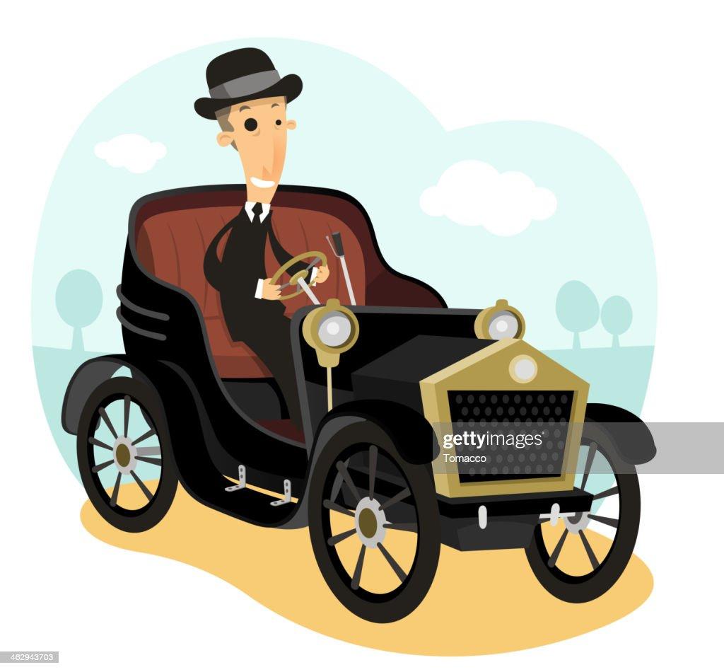 Antique Collector Car