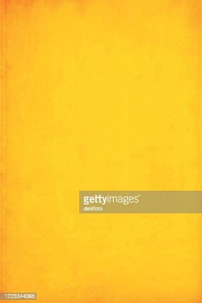 illustrazioni stock, clip art, cartoni animati e icone di tendenza di aspetto antico giallo dorato colore abrasivo parete strutturato sfondi vettoriali - giallo