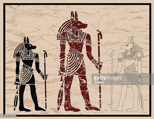Grunge de Anubis