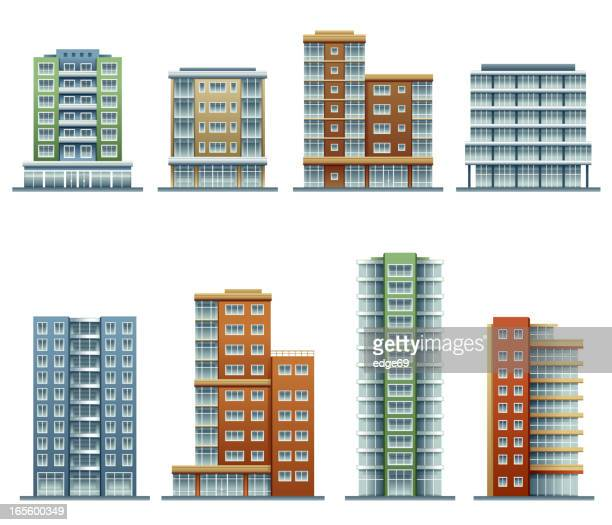 Immeubles d'appartements