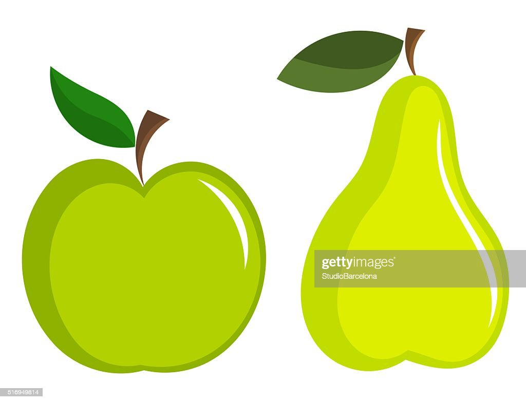 Appe and pear