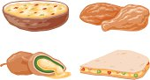 Appetizer Icons