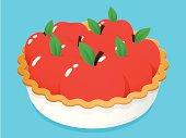 Apple Fruit Pie
