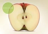 Apple Half