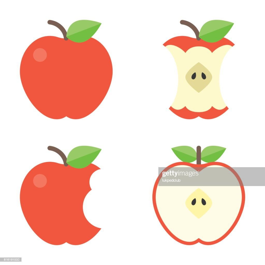 Apple icons set
