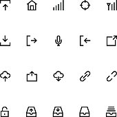 Apple Watch Vector Icons 3