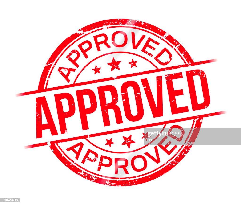 Selo de aprovação : Ilustração