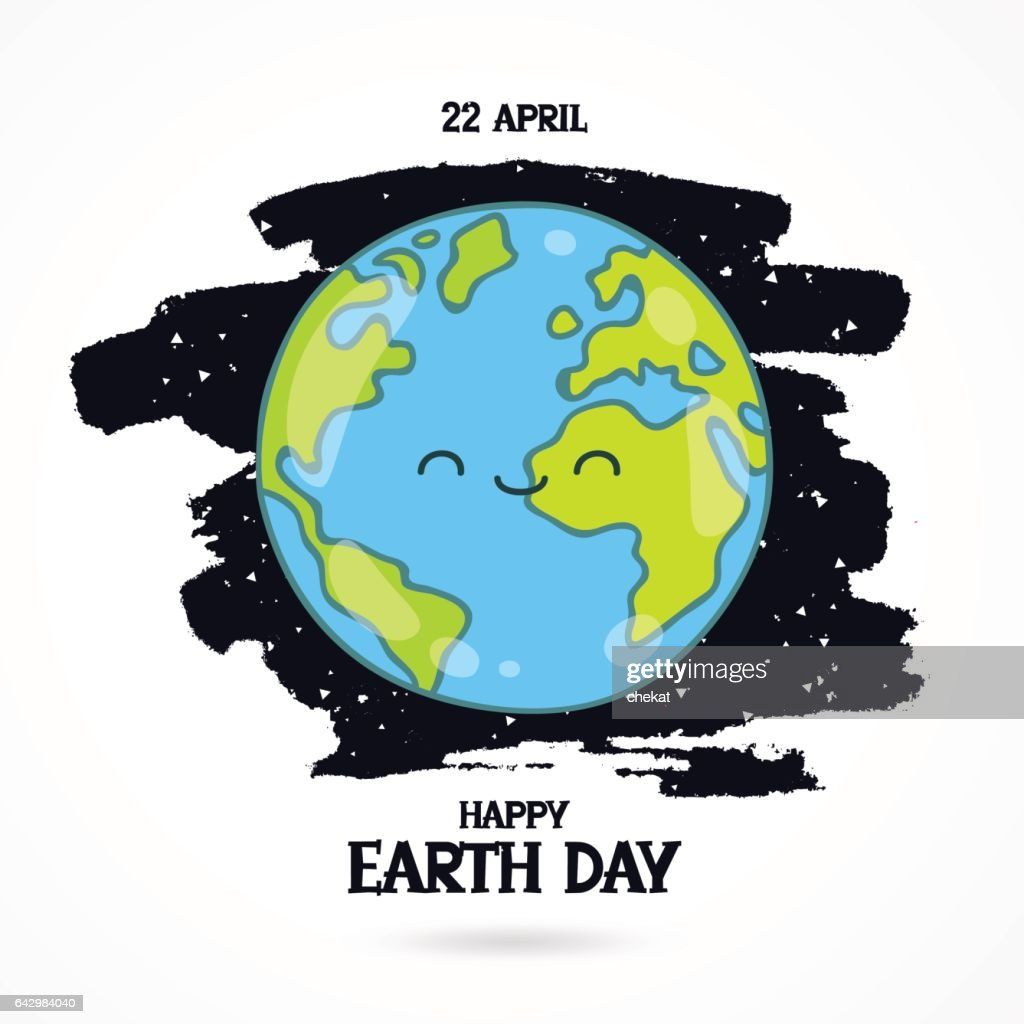 22 April. Happy Earth Day