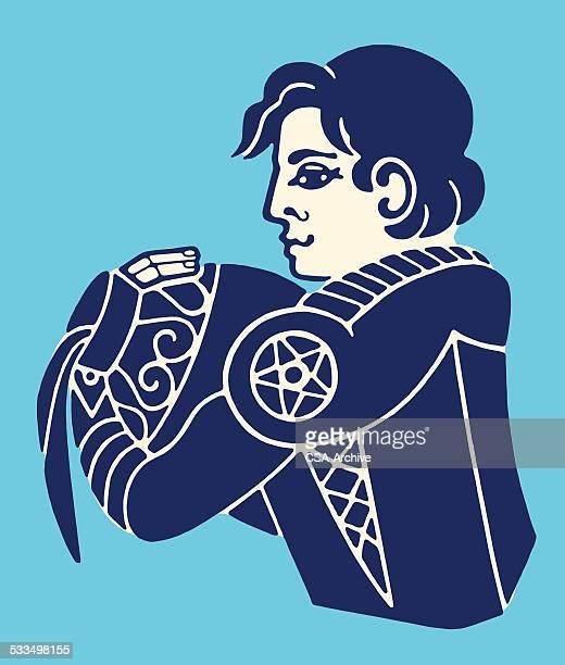 Aquário Símbolo do Zodíaco