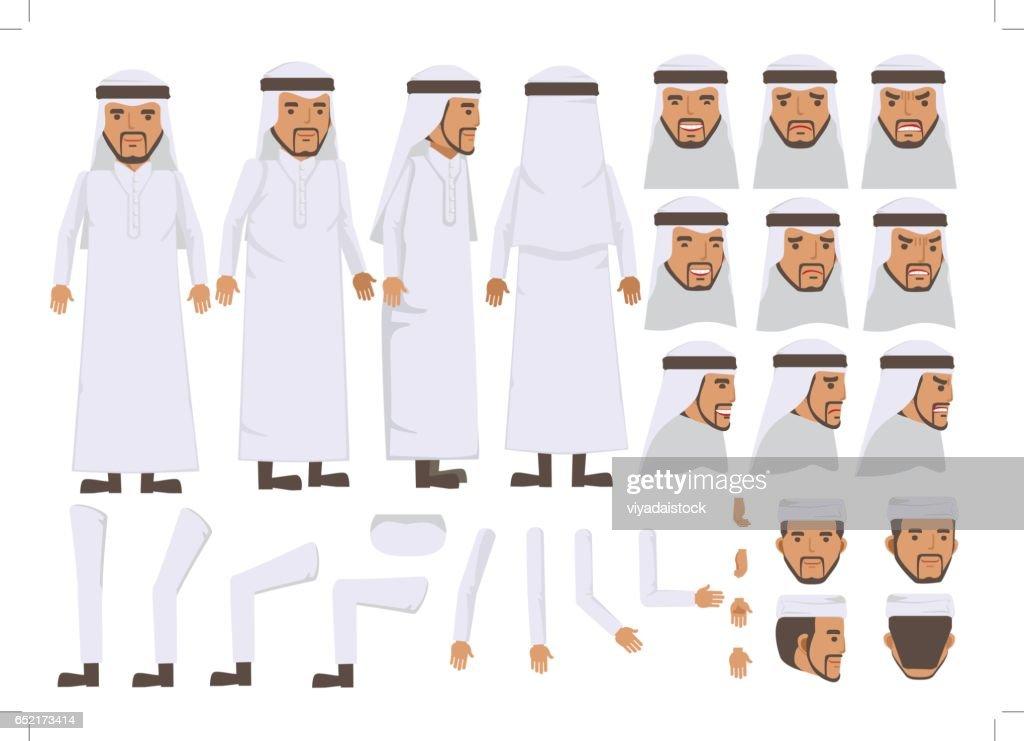 Arab Man