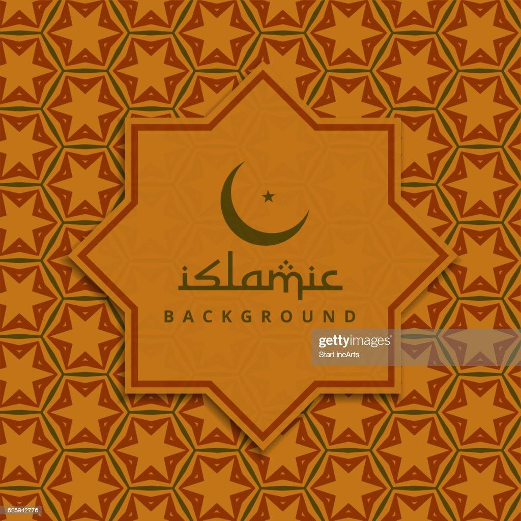 arabic islamic culture background