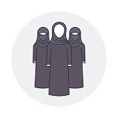 Arabic Ladies
