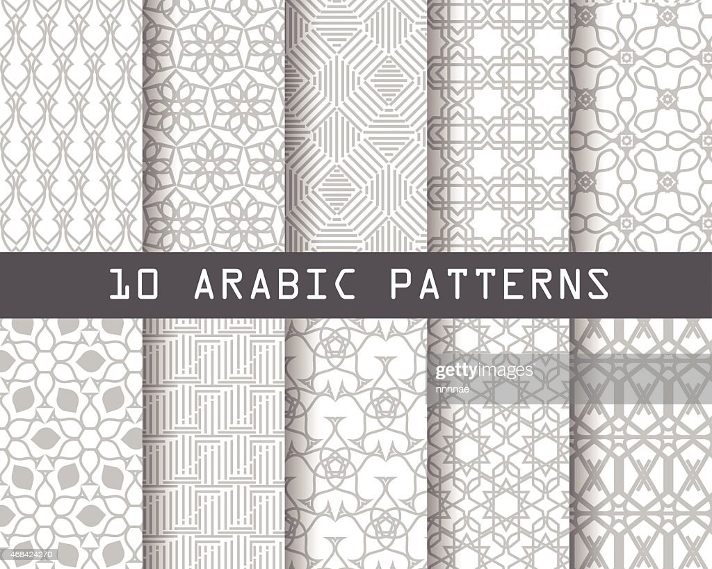 10 arbic patterns6 feb re
