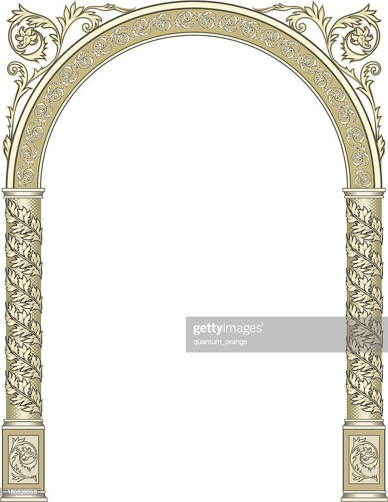 Arch : stock illustration
