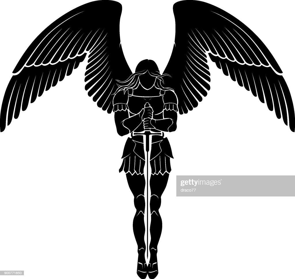 Archangel Sword Meditate