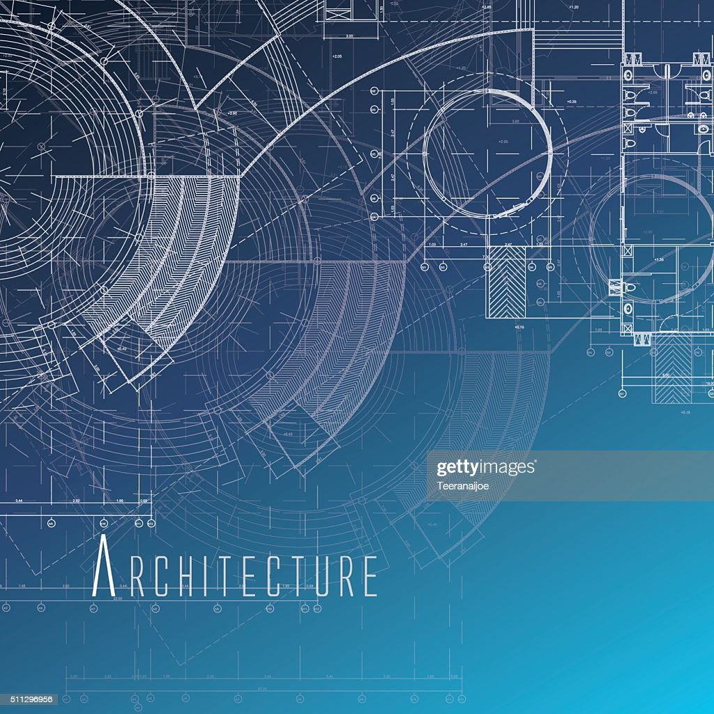 Architectural background.