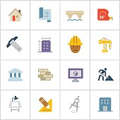 Architecture & Design Icons — Poly Series