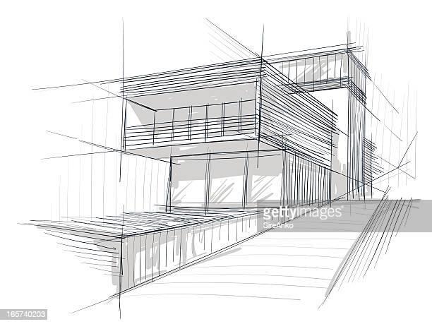 illustrations, cliparts, dessins animés et icônes de l'architecture - architecture