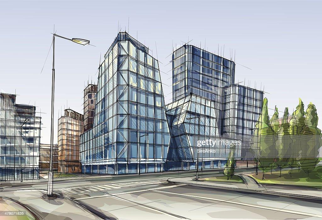 Arquitetura : Ilustração
