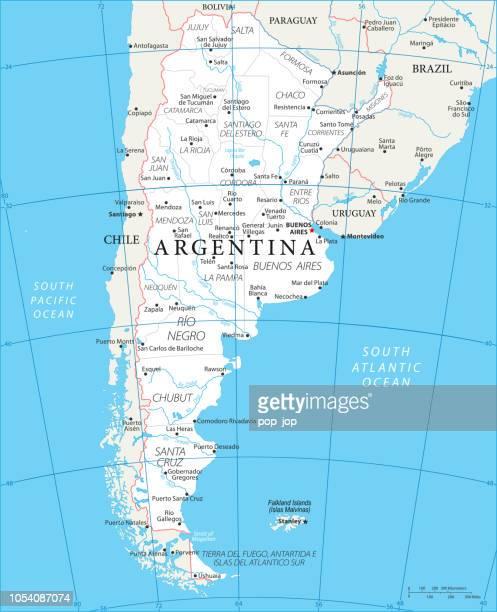 02 - argentina - white 10 - la plata argentina stock illustrations