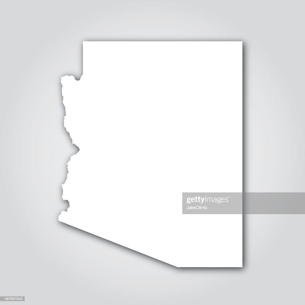 Arizona Silhouette White