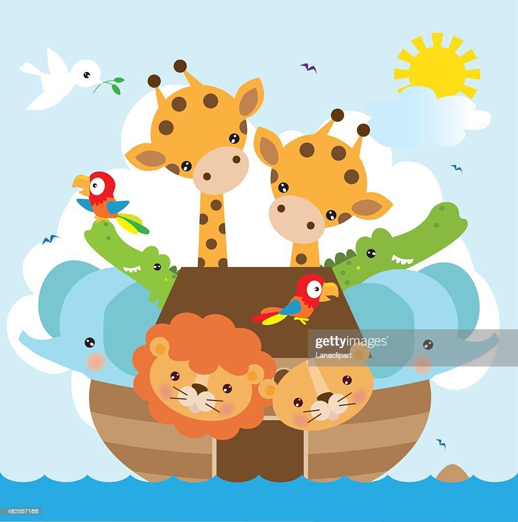 Ark vector illustration