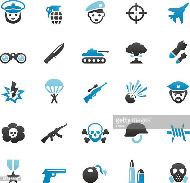 armed forces - special forces stock illustrations, clip art, cartoons, & icons